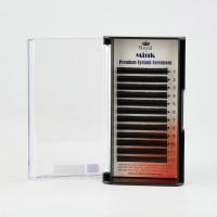 Extensii de gene Royal Mink Mix C005 - 12 rânduri