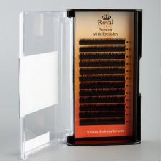Extensii de gene Royal Premium Mink Mix LD012