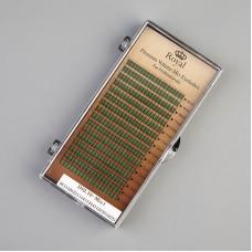 Extensii gene Royal Premium Volume 3D Mix D01