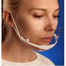 Masca medicala din plastic transparent
